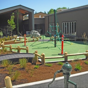 Mt. Hood Community College Early Childhood Center