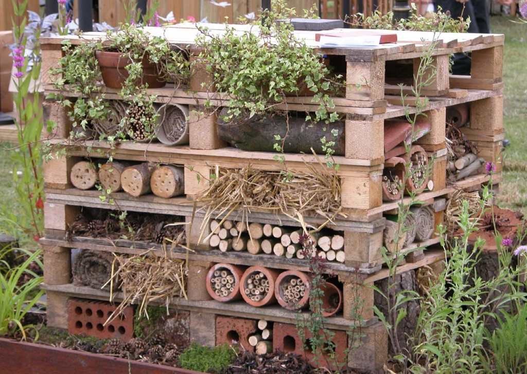 Wildlife Trust Insect Hotel 1024x727