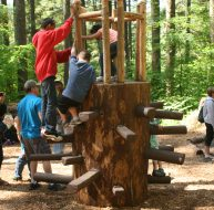 Silver Falls State Park: North Canyon Nature Play Area