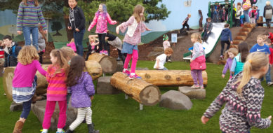 Sabin Elementary School Nature Playground