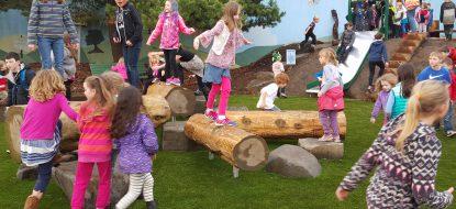 Sabin Elementary School Nature Playground