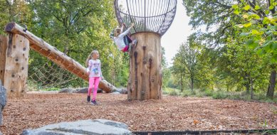 Champoeg State Park Nature Play Area